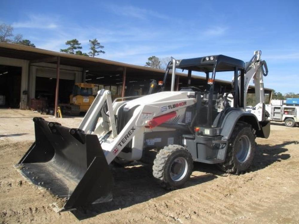 Detail photo of 2018 Terex TLB 840R from Construction Equipment Guide