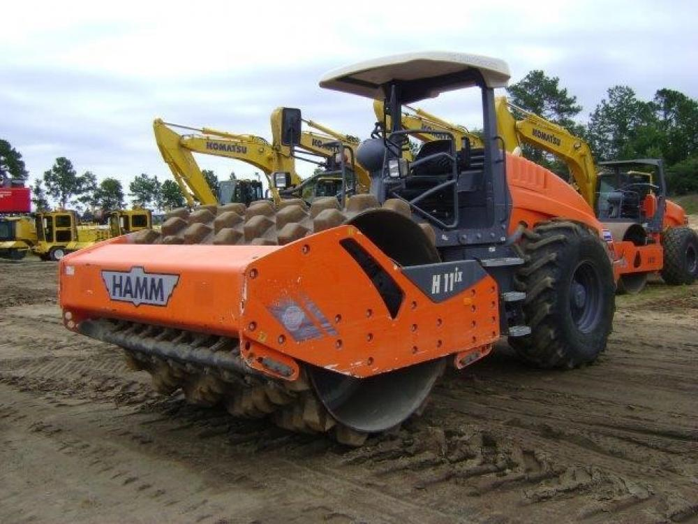 Detail photo of 2014 Hamm H11IP from Construction Equipment Guide