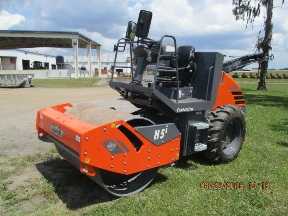 Detail photo of 2016 Hamm H5I from Construction Equipment Guide
