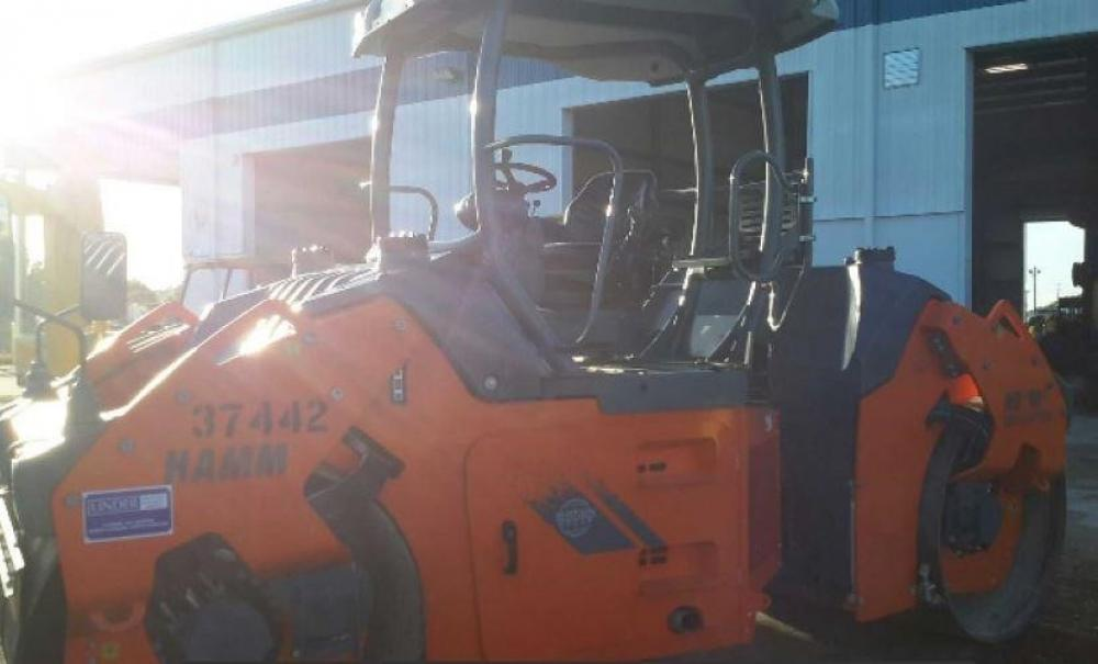 Detail photo of 2016 Hamm HD 90IVO from Construction Equipment Guide