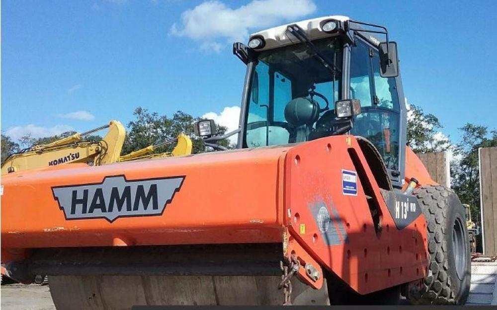 Detail photo of 2016 Hamm H13I from Construction Equipment Guide