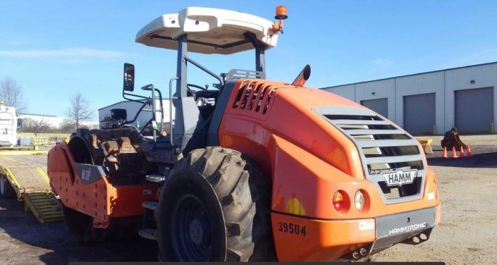 Detail photo of 2016 Hamm H11IP from Construction Equipment Guide