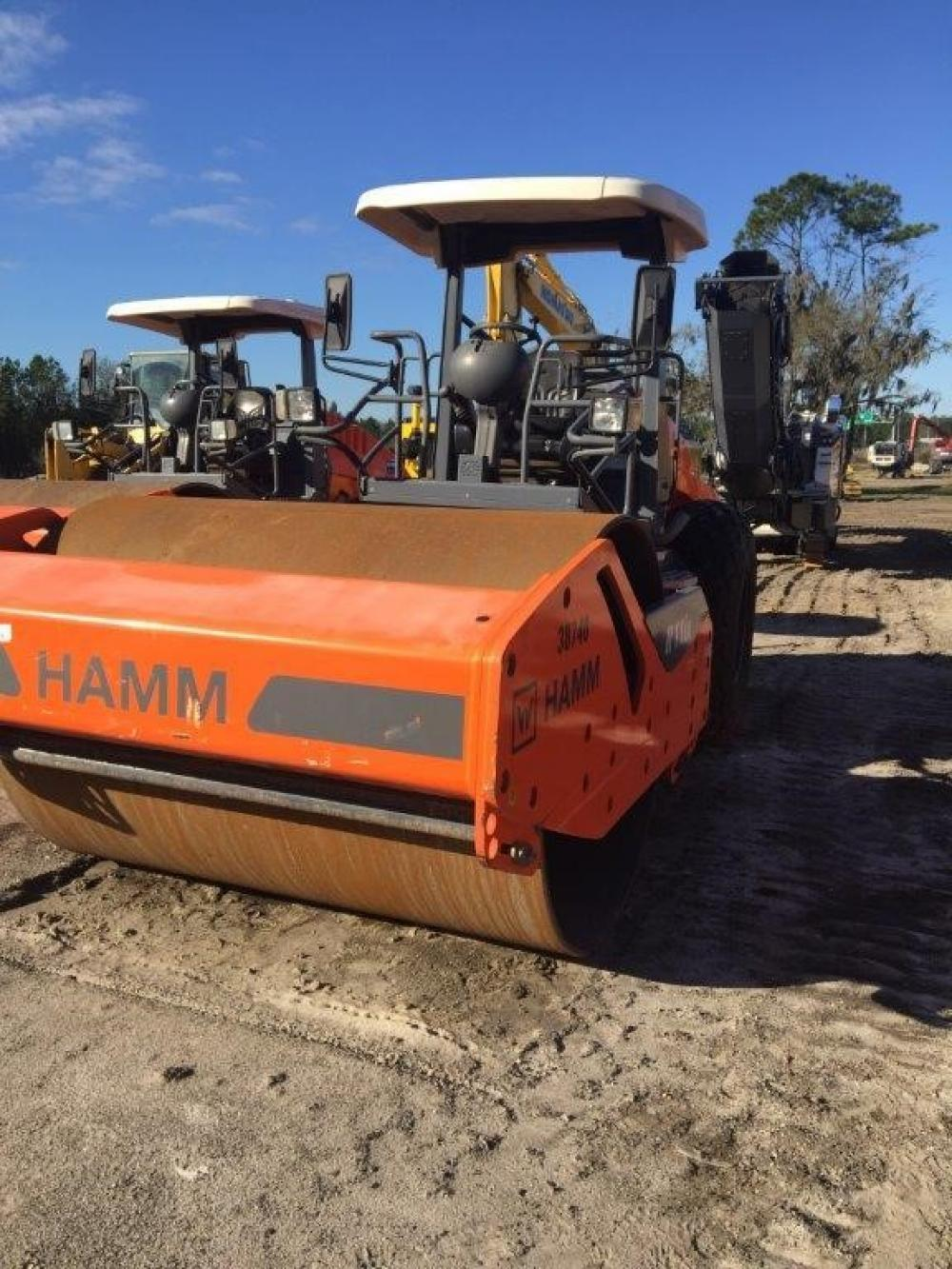 Detail photo of 2016 Hamm H11IX from Construction Equipment Guide