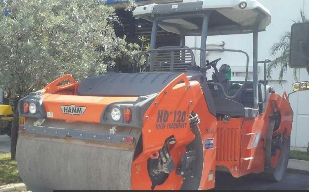 Detail photo of 2015 Hamm HD+ 120I VVHF from Construction Equipment Guide