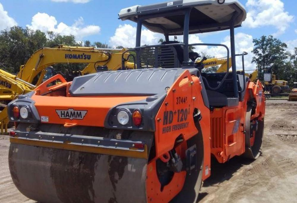 Detail photo of 2016 Hamm HD+ 120I VVHF from Construction Equipment Guide