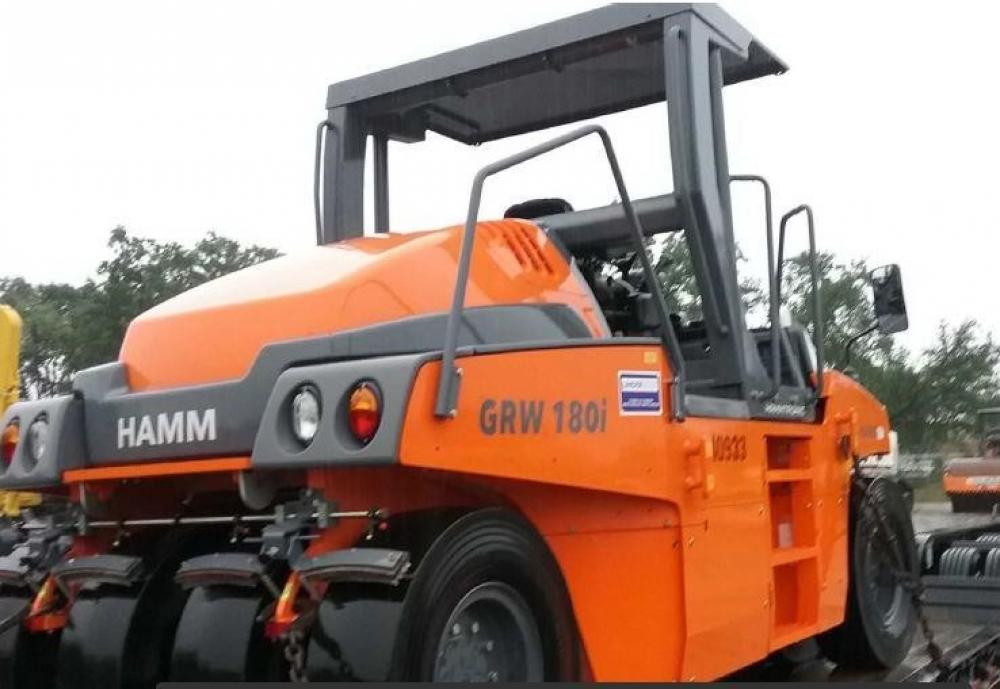 Detail photo of 2017 Hamm GRW 180I-10 from Construction Equipment Guide