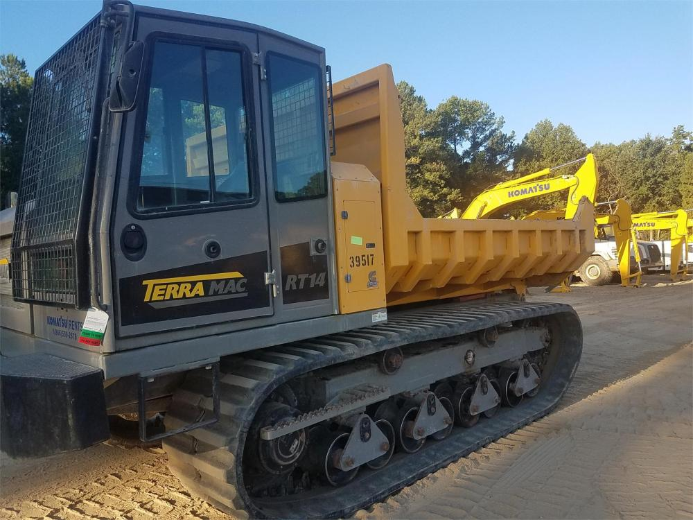 Detail photo of 2016 Terramac RT14 from Construction Equipment Guide