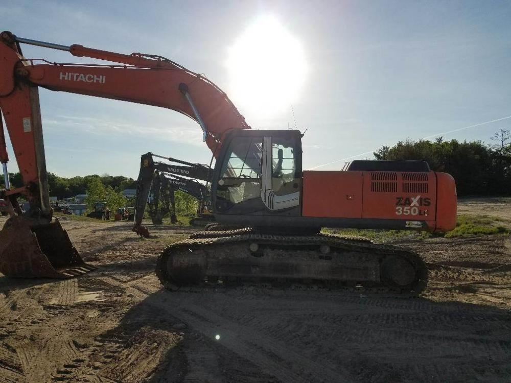 Detail photo of 2006 Hitachi ZX350LC-3 from Construction Equipment Guide