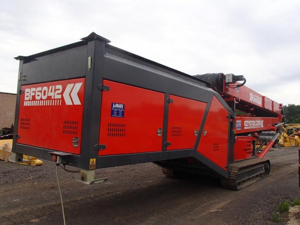 Detail photo of 2015 Ezystak BF6042 from Construction Equipment Guide