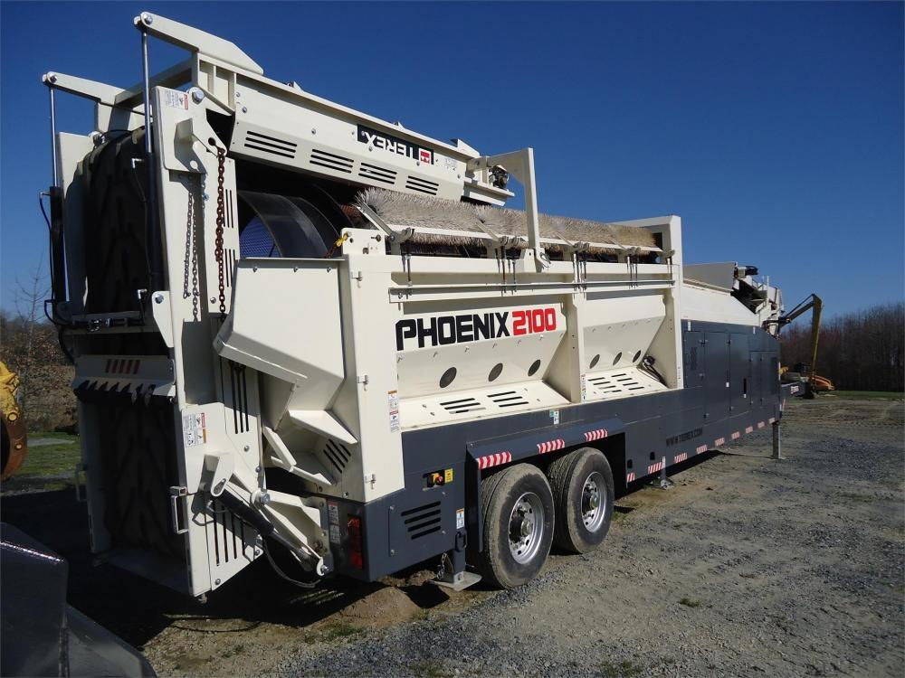 Detail photo of 2016 Powerscreen PHOENIX 2100 from Construction Equipment Guide