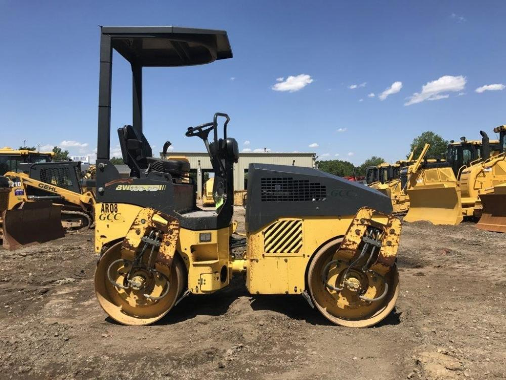 Detail photo of 2009 Bomag BW 120 AD-4 from Construction Equipment Guide
