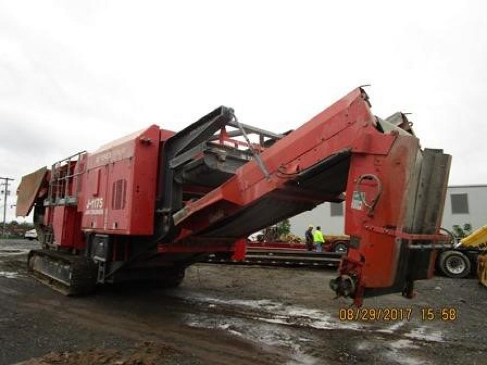 Detail photo of 2014 Terex J-1175 from Construction Equipment Guide