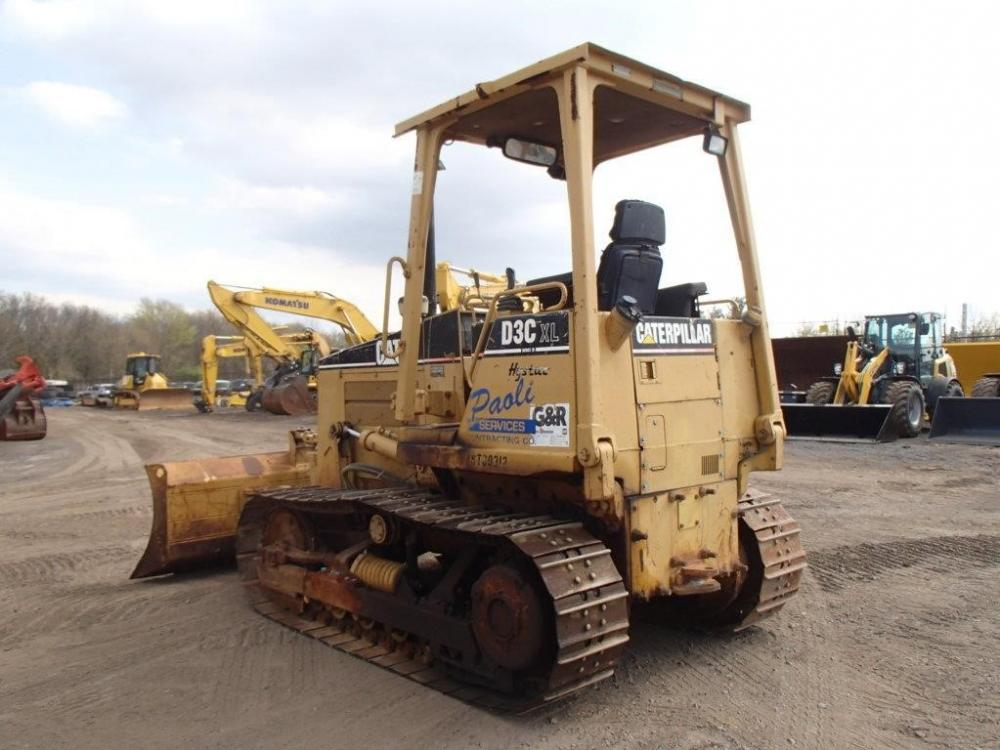 1997 Caterpillar D3C III For Sale (20300514) from Midlantic