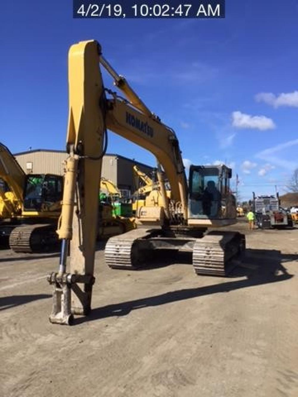 Detail photo of 2017 Komatsu PC290LC-11 from Construction Equipment Guide