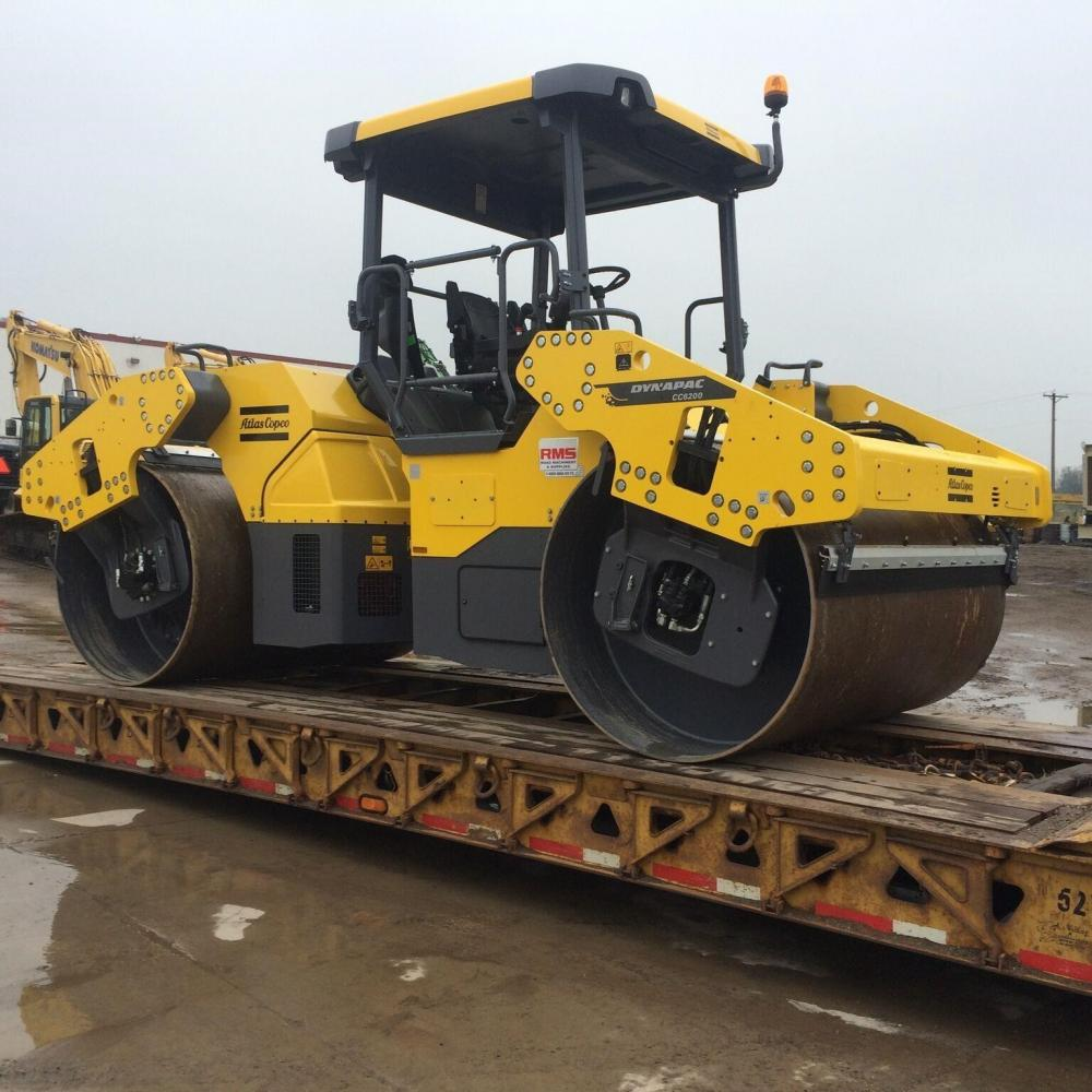 Detail photo of 2016 Dynapac CC6200 from Construction Equipment Guide