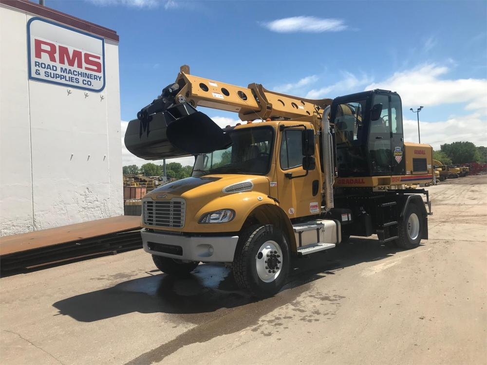 Detail photo of 2019 Gradall D154 from Construction Equipment Guide
