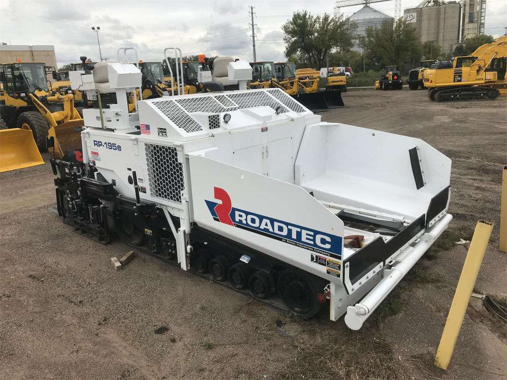 Detail photo of 2019 Roadtec RP-195E from Construction Equipment Guide