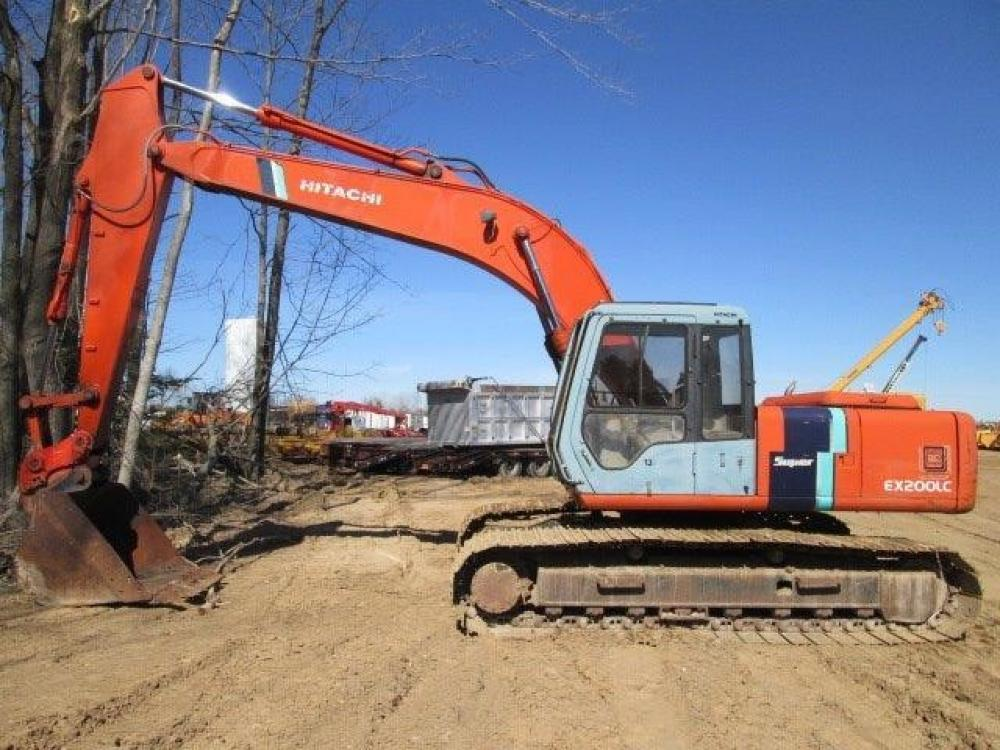 Detail photo of  Hitachi EX200LC-2 from Construction Equipment Guide