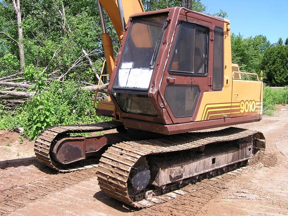 Detail photo of 1994 Case 9010 from Construction Equipment Guide