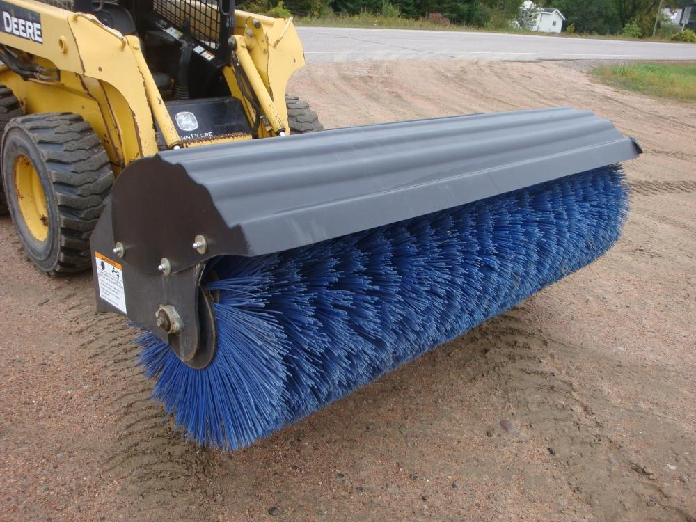 Detail photo of 2013 Bobcat 84 IN. ANGLE BROOM from Construction Equipment Guide