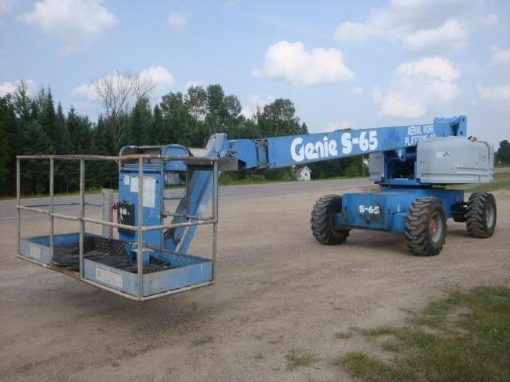 Detail photo of 1999 Genie S-65 from Construction Equipment Guide