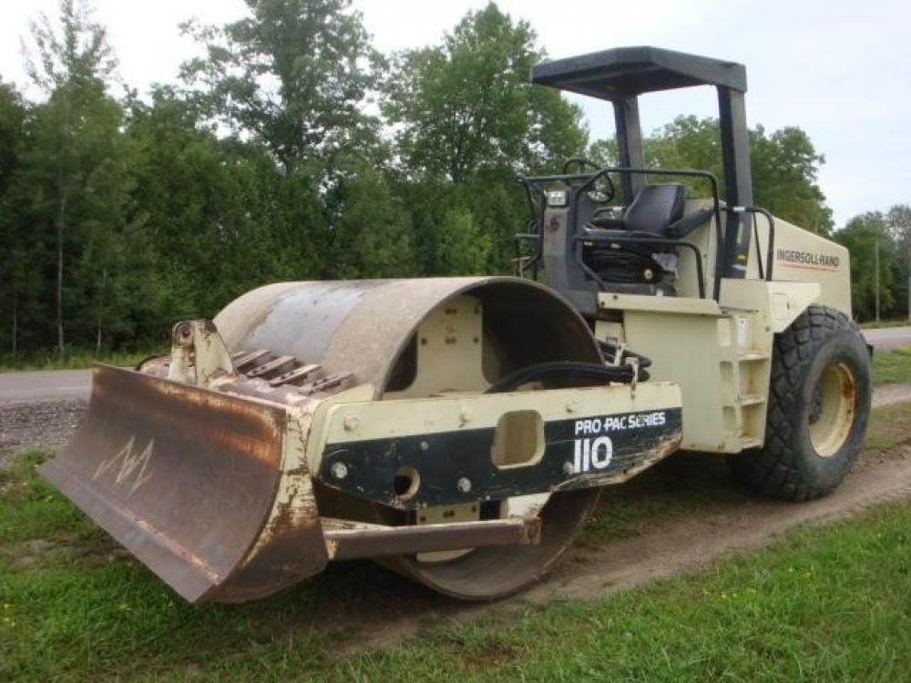 Detail photo of 1998 Ingersoll Rand SD110D from Construction Equipment Guide