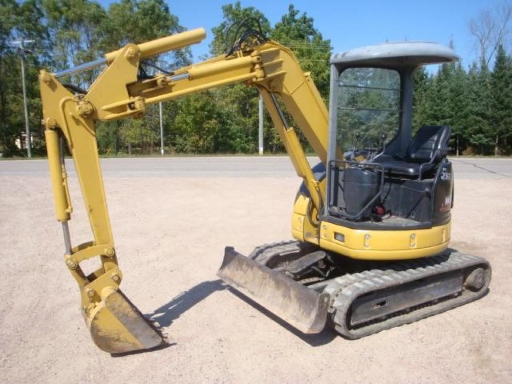 Detail photo of 1995 Mitsubishi Forklifts MM30SR from Construction Equipment Guide