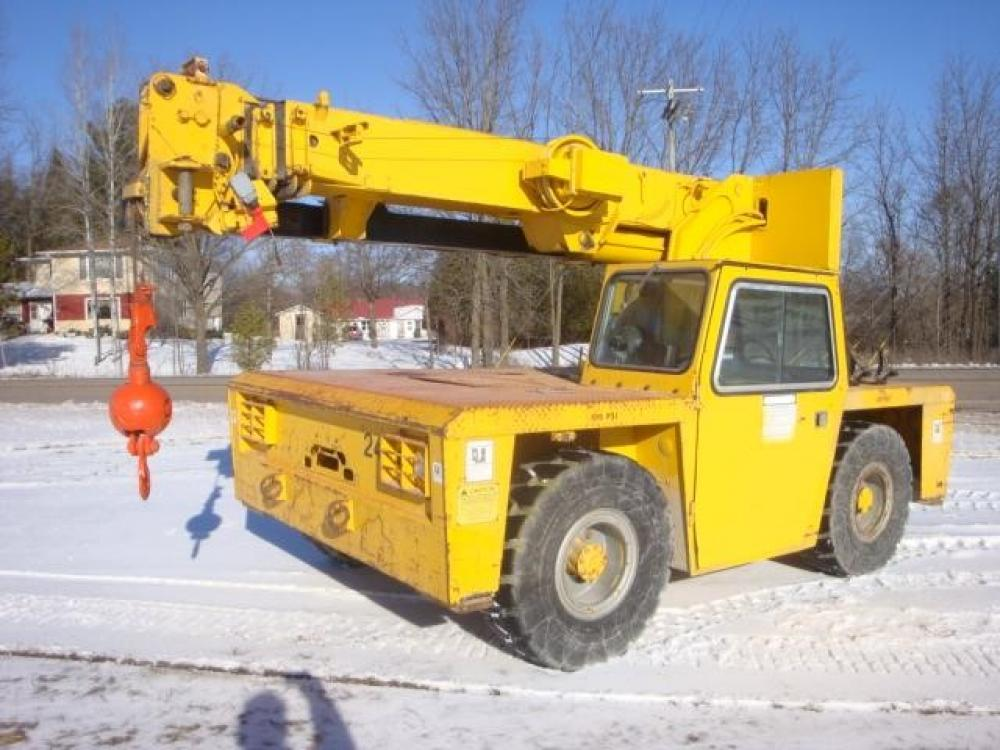 Detail photo of 1988 Grove AP308 from Construction Equipment Guide