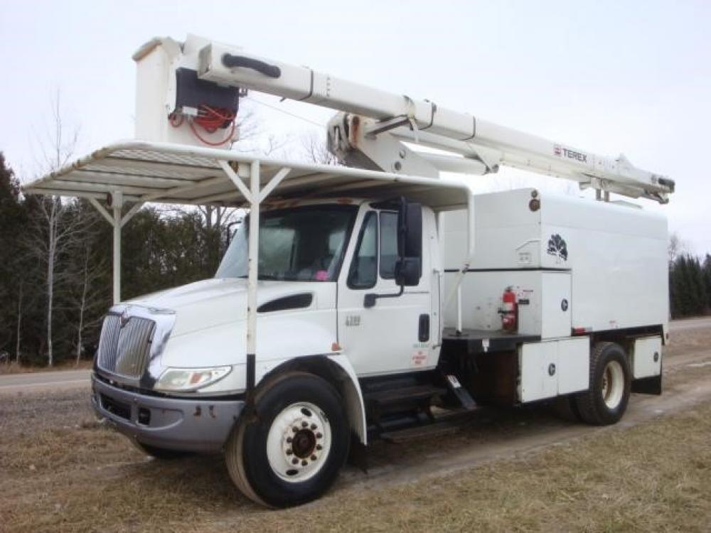 Detail photo of 2007 International 4300 SBA from Construction Equipment Guide