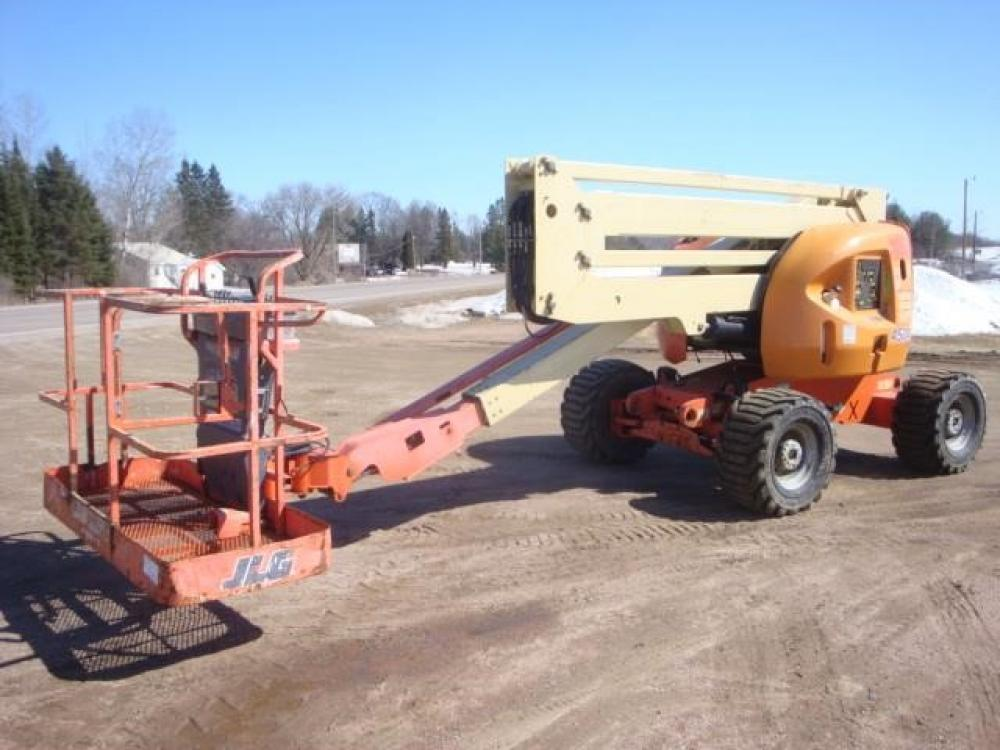 Detail photo of 2002 JLG 450A II from Construction Equipment Guide