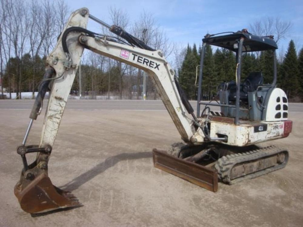 Detail photo of 2006 Terex HR16 from Construction Equipment Guide