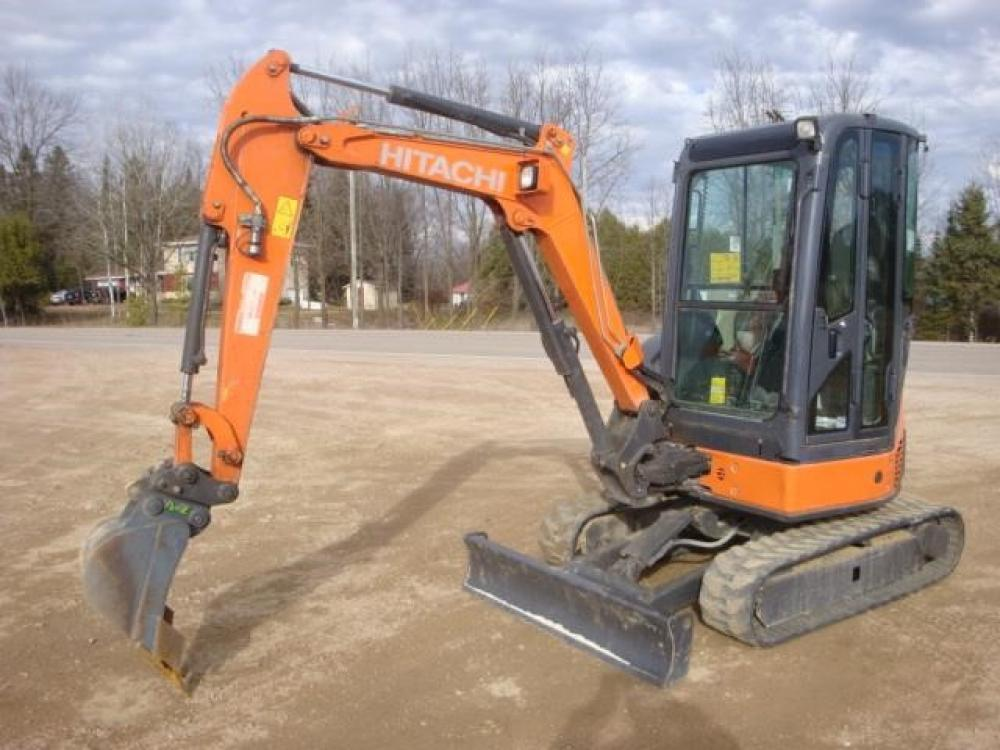 Detail photo of 2012 Hitachi ZX29U from Construction Equipment Guide