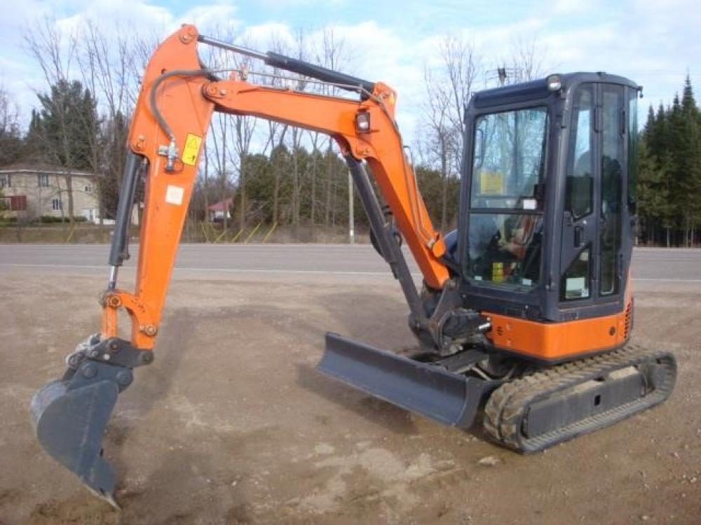 Detail photo of 2012 Hitachi ZX29U-3CLR from Construction Equipment Guide