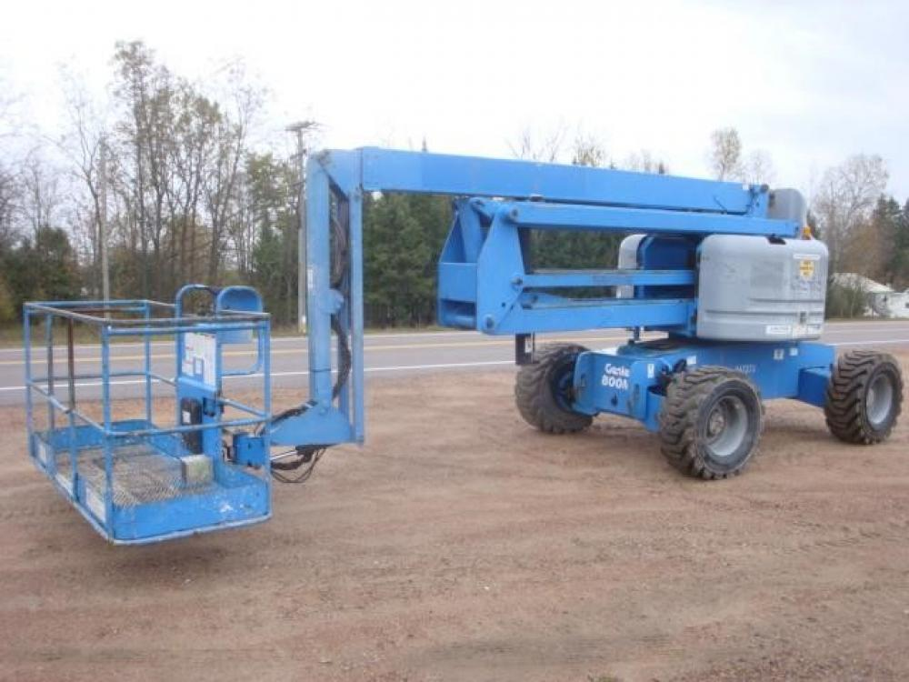 Detail photo of 2007 Genie Z60/34 from Construction Equipment Guide