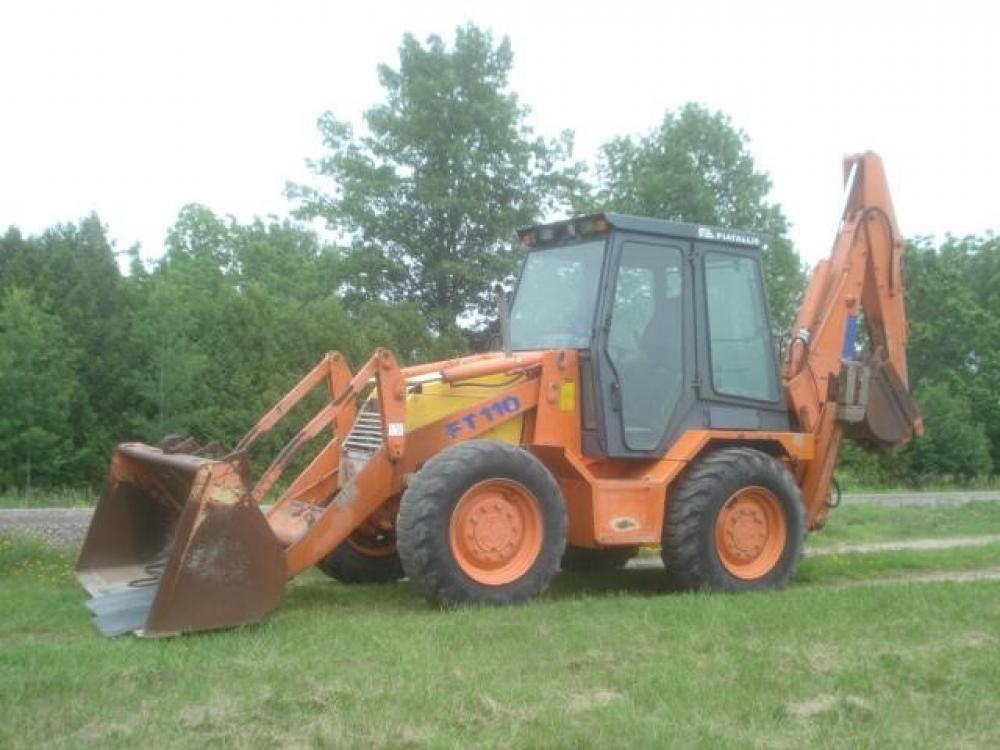 Detail photo of 1998 Fiat Allis FT110 from Construction Equipment Guide