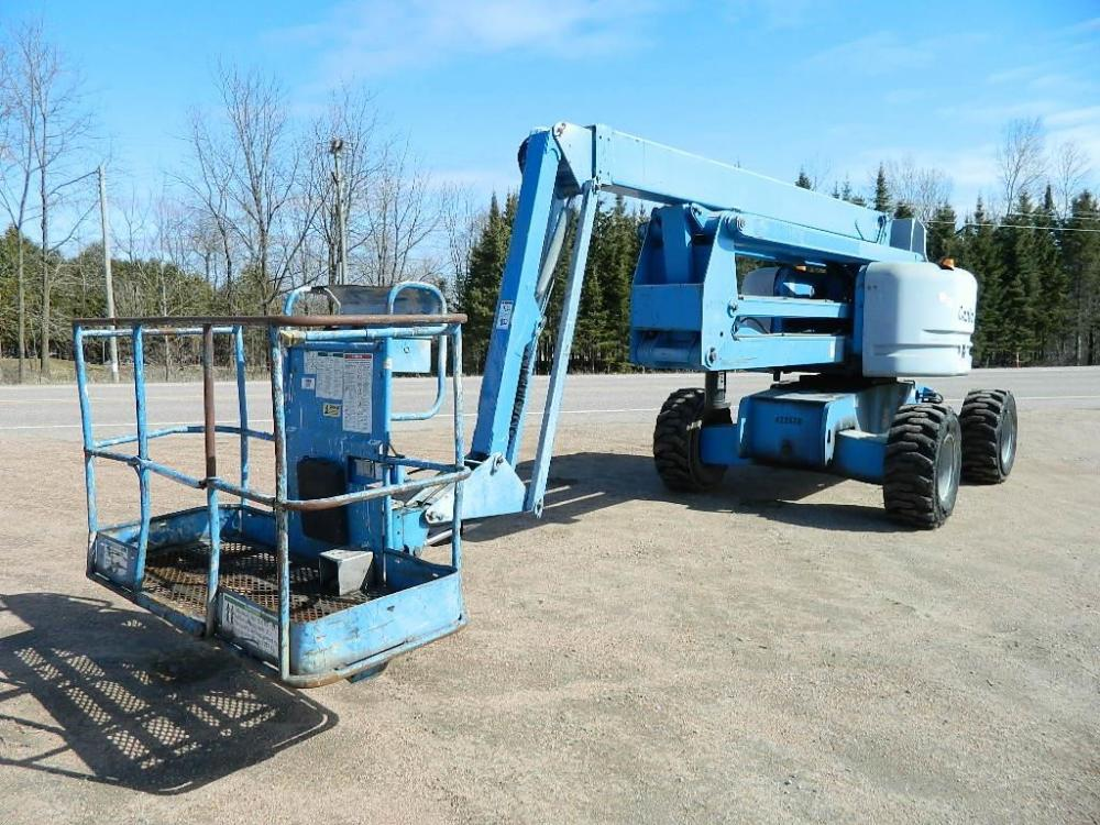 Detail photo of 2005 Genie Z-60/34 from Construction Equipment Guide