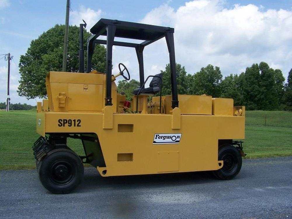 Detail photo of 2004 Ferguson SP912 from Construction Equipment Guide