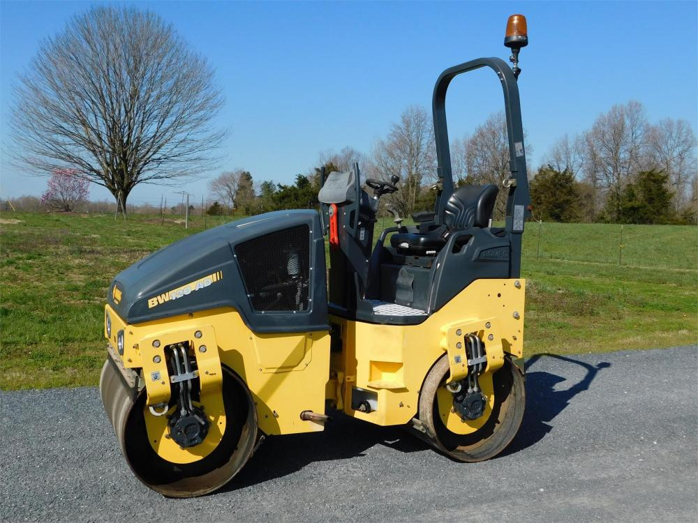Detail photo of 2013 Bomag BW 120 AD-5 from Construction Equipment Guide