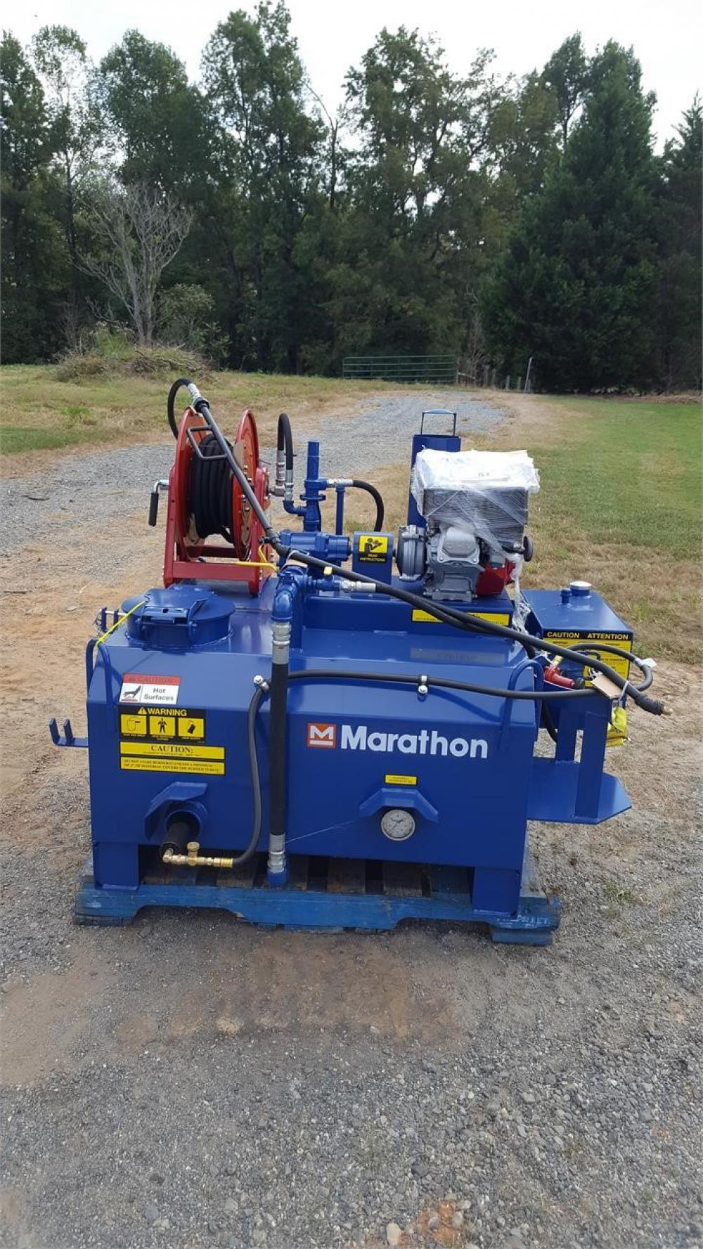 Detail photo of  MARATHON TPS115 from Construction Equipment Guide