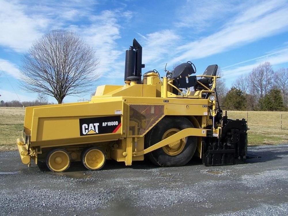 Detail photo of 2008 Caterpillar AP1000D from Construction Equipment Guide