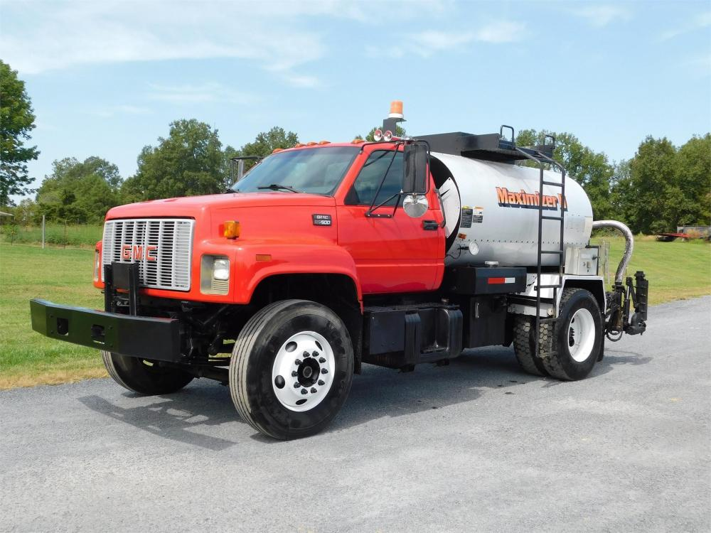 Detail photo of 2000 Rosco MAXIMIZER 2B from Construction Equipment Guide