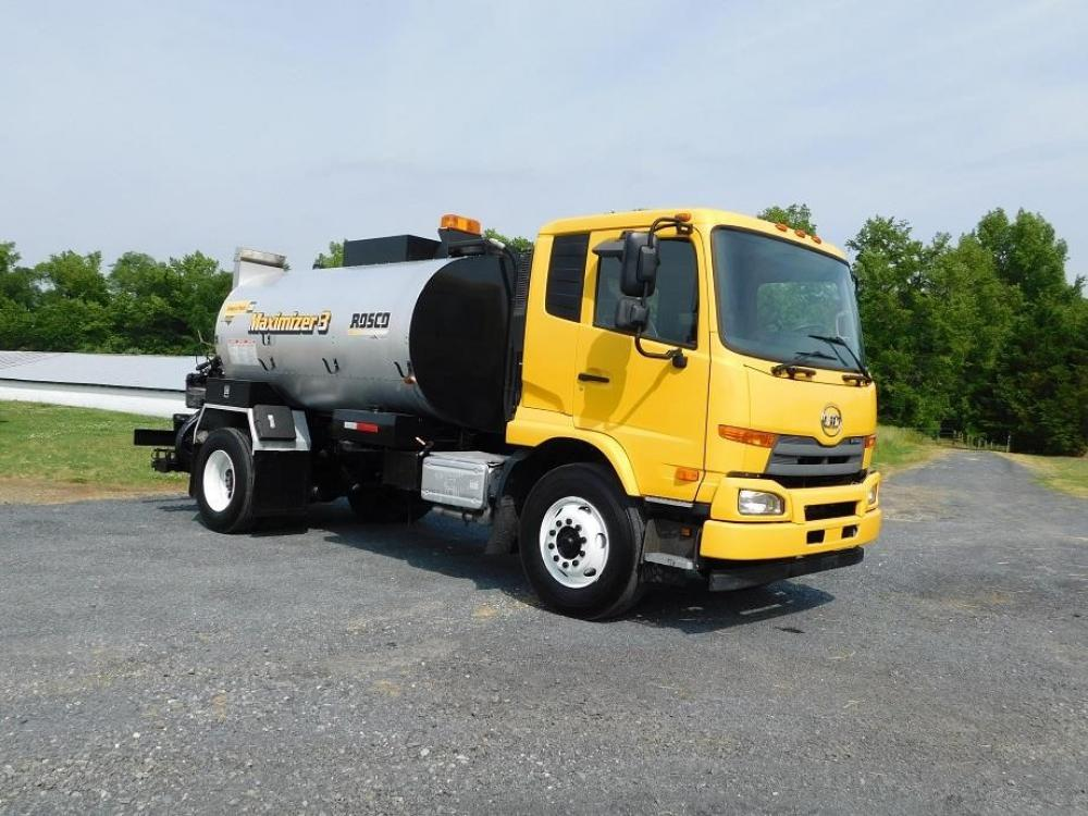 Detail photo of 2013 Rosco MAXIMIZER 3B from Construction Equipment Guide