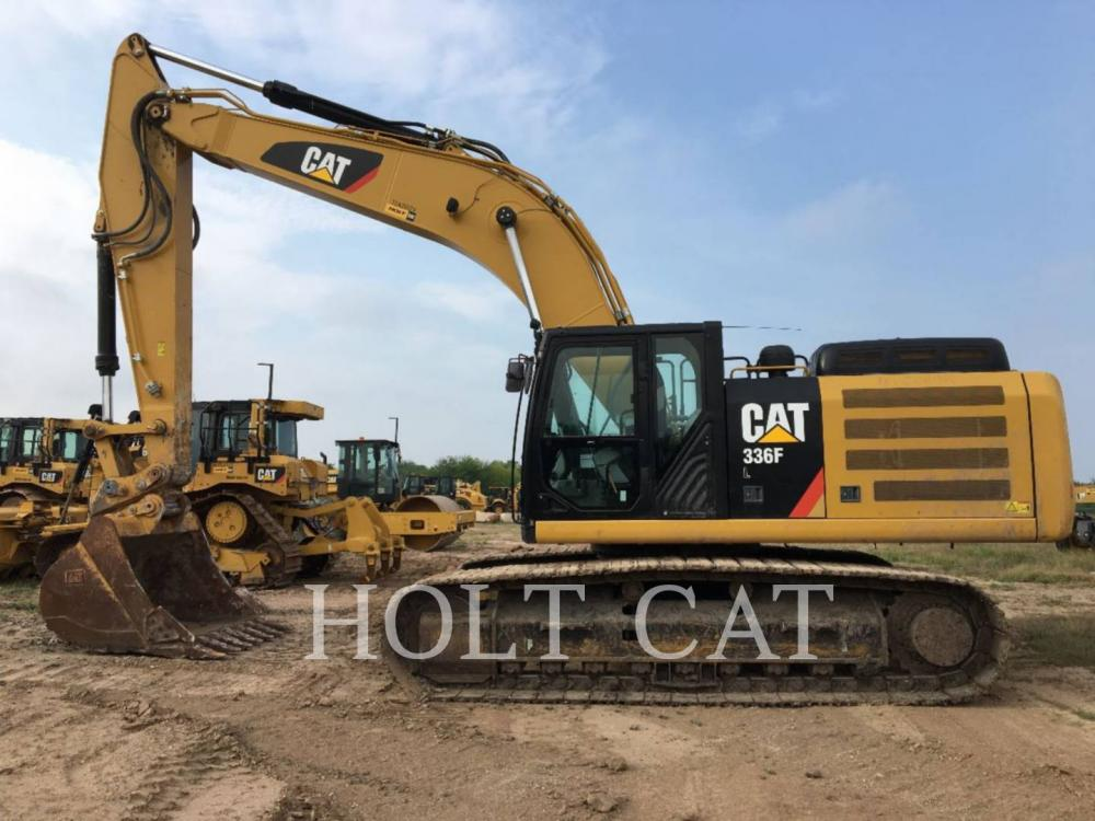 Detail photo of 2018 Caterpillar 336FL from Construction Equipment Guide