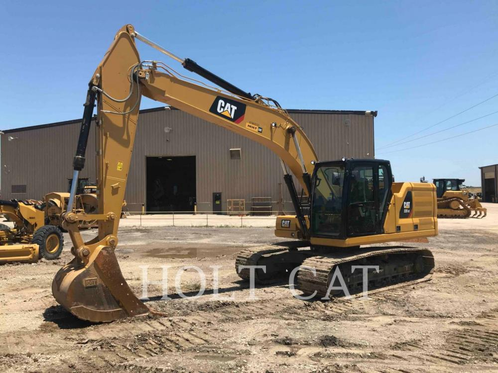 Detail photo of 2019 Caterpillar 320D GC from Construction Equipment Guide