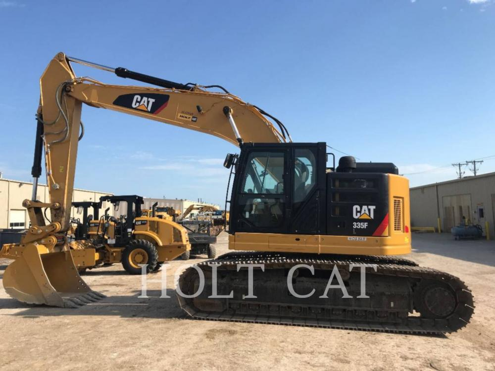Detail photo of 2018 Caterpillar 335FL from Construction Equipment Guide