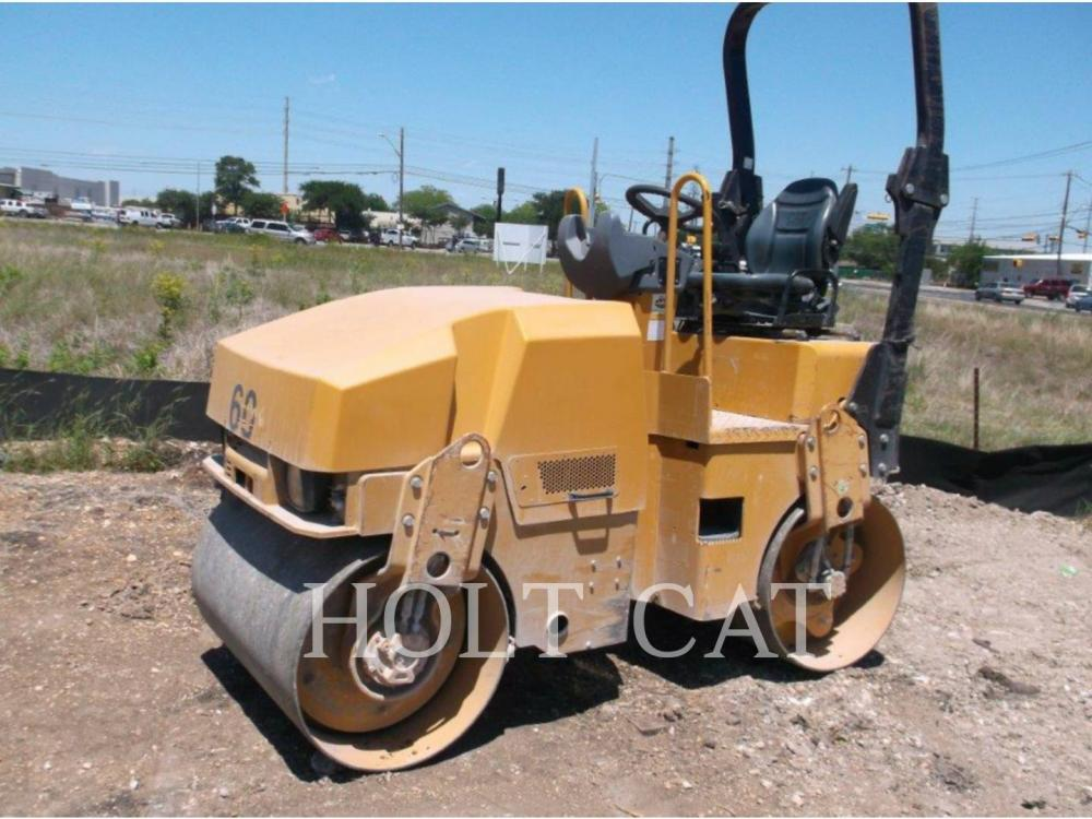 Detail photo of 2011 Caterpillar CB22 from Construction Equipment Guide