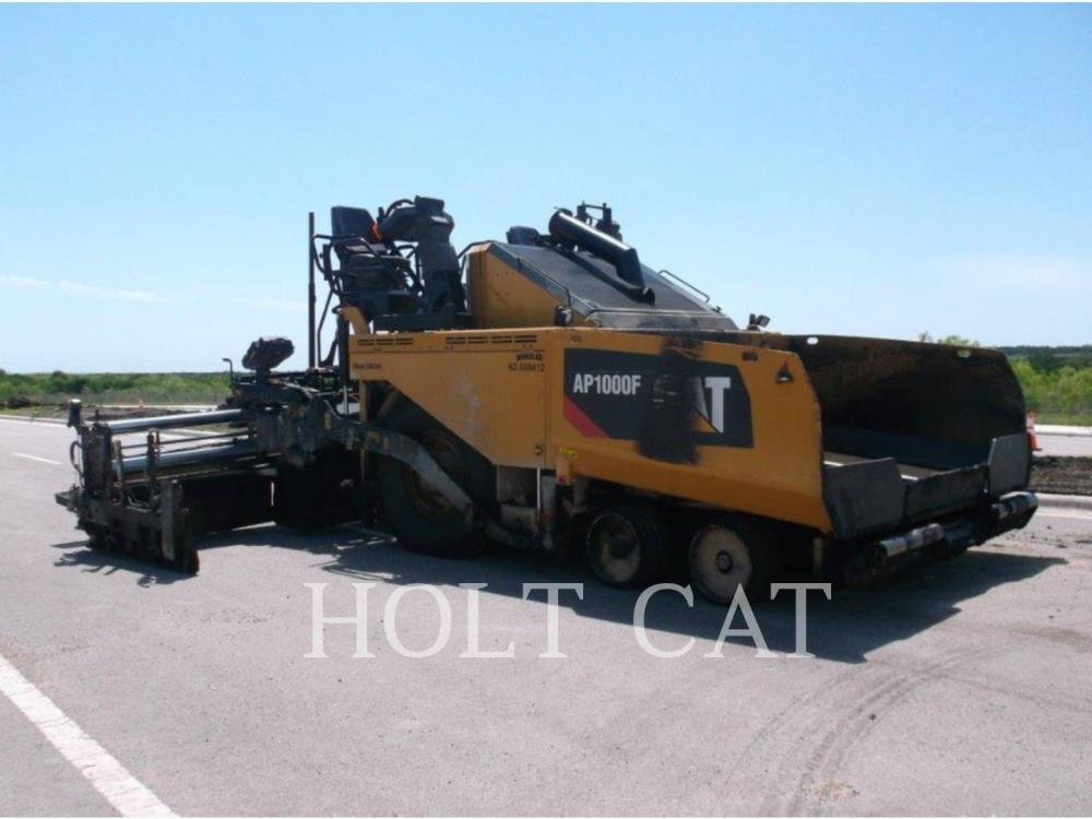 Detail photo of 2015 Caterpillar AP1000F from Construction Equipment Guide