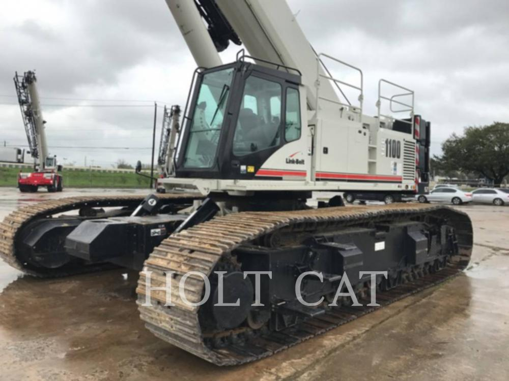 Detail photo of 2015 Link-Belt TCC-1100 from Construction Equipment Guide