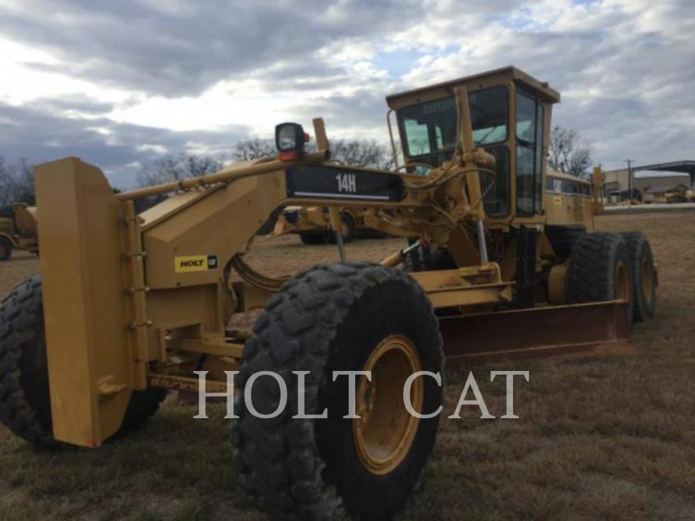 Detail photo of 2005 Caterpillar 14H from Construction Equipment Guide
