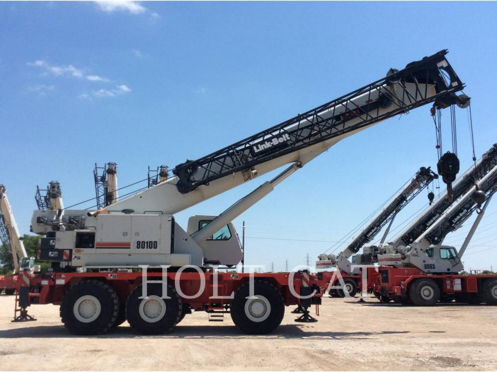 Detail photo of 2011 Link-Belt RTC-80100 II from Construction Equipment Guide